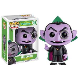 Sesame Street The Count Funko Pop! Figur