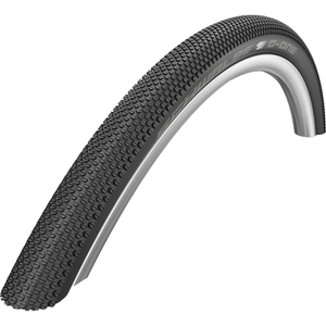 Schwalbe G-One Tubeless Road Tyre - Black