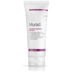 Murad Age Reform AHA-BHA Exfoliating Cleanser