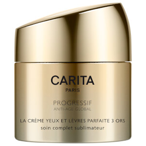 Carita Eyes and Lips Trio of Gold Perfect Care 15ml