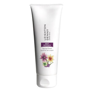 Leighton Denny Best Defence Hand & Nail Cream Floral Edition
