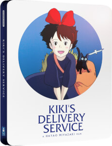 Kiki's Delivery Service - Zavvi UK Exclusive Limited Edition Steelbook (Limited to 2000 Copies)