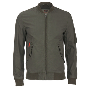 Superdry Men's Rookie Drone Bomber Jacket - Cargo Green