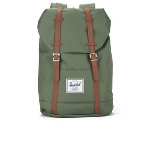 Herschel Retreat Backpack - Green/Tan