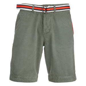 Superdry Men's International Chino Shorts - Seagrass Green