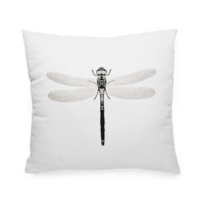 Bark & Blossom Dragonfly Cushion