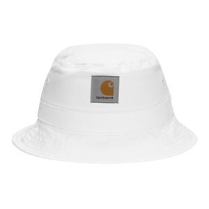 Carhartt Men's Watch Bucket Hat - Broken White