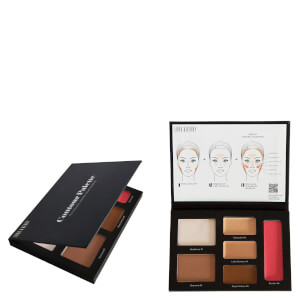 Lord & Berry Contouring Palette (6 Farbtöne)