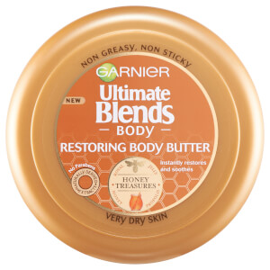 Manteca corporal Ultimate Blends Restoring Butter de Garnier Body (200 ml)