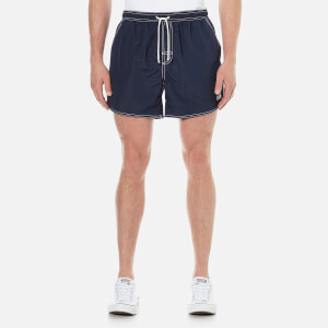 BOSS Hugo Boss Men's Killifish Bm Swim Shorts - Navy