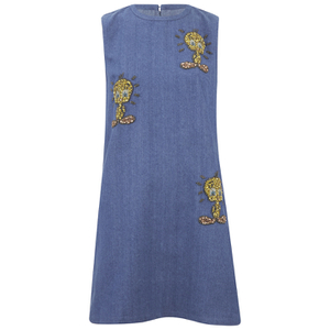 Paul & Joe Sister Women's Plume Dress - Denim