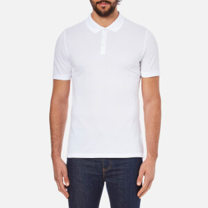 Calvin Klein Men's Paul Polo Shirt - Bright White