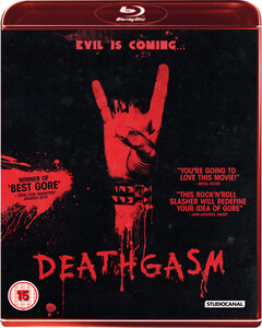 Deathgasm - Exclusivo en Zavvi