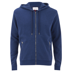 Derek Rose Devon 1 Men's Hoodie - Navy