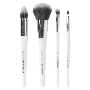 Look Good Feel Better Anti-Bacterial Brush Set zestaw pędzli antybakteryjnych