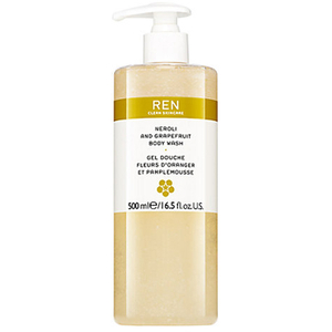 Gel de baño Neroli and Grapefruit Body Wash de REN (500 ml) (valorado en 40 £)