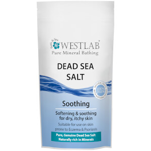 Westlab Dead Sea Salt 2kg (Worth $13.2)