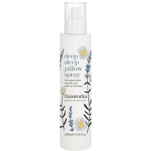 this works Deep Sleep Pillow Spray 250ml (Worth £52.80)