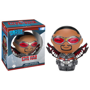 Marvel Captain America Civil War Falcon Dorbz Figur