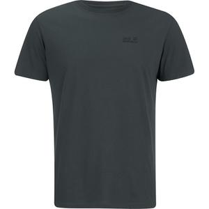 Jack Wolfskin Men's Essential Function T-Shirt - Greenish Grey