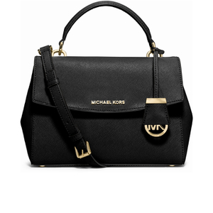MICHAEL MICHAEL KORS Women's Ava Satchel Bag - Black