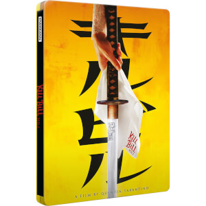 Kill Bill: Volume 1 - Zavvi UK Exclusive Limited Edition Steelbook