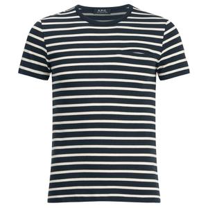 A.P.C. Men's Mousse T-Shirt - Dark Navy