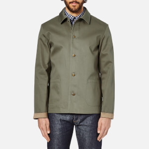 A.P.C. Men's Veste Woodstock Jacket - Khaki