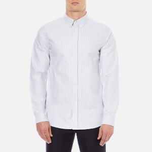A.P.C. Men's Chemise Steven Shirt - White