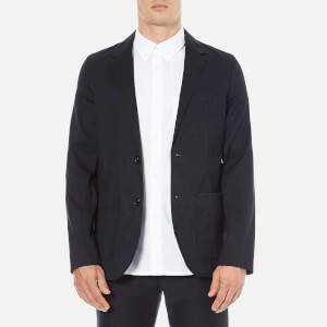 A.P.C. Men's Veste Duckie Suit Jacket - Dark Navy