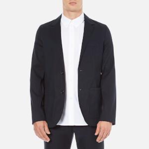 A.P.C. Men's Veste Duckie Suit Jacket - Dark Navy