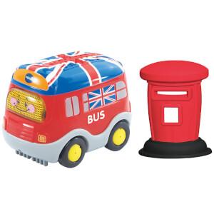 Stanley, le bus anglais -Tut Tut Bolides -Vtech