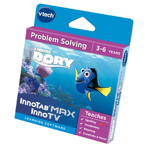 Vtech Innotab and InnoTV Software - Finding Dory