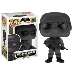 DC Comics Batman v Superman Dawn of Justice Soldier Funko Pop! Figuur