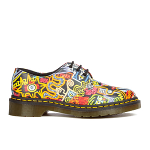 Dr. Martens 1461 Flat Shoes - Multi Kaboom