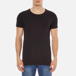 BOSS Orange Men's Tooles Scoop T-Shirt - Black