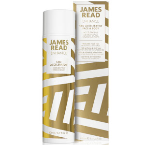 Мусс с эффектом автозагара James Read Bronzing Mousse 200 мл