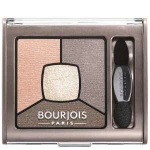 Тени для век Bourjois Quad Smokey Stories Eye Shadow - Sau-Mondaine