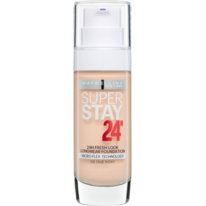 Maybelline New York Super Stay 24 Hour Foundation - 003 True Ivory