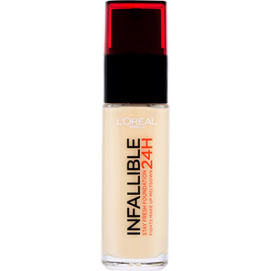 Base de maquillaje Infallible 24H Foundation de L'Oréal Paris (varios tonos)