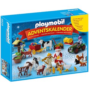 "Playmobil Advent Calendar ""Christmas on the Farm"" (6624)"