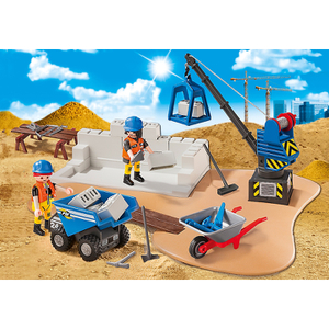 SuperSet Construction -Playmobil (6144)