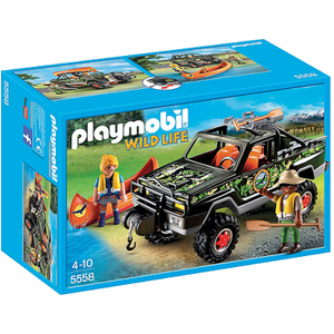 Playmobil Wild Life Adventure Pickup Truck (5558)