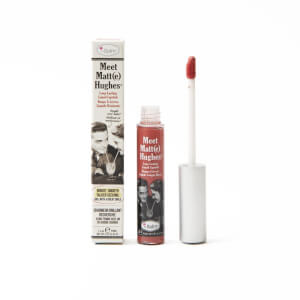 theBalm Liquid Lipstick Meet Matt(e) Hughes 7.4ml (Various Shades)