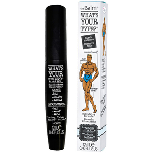 theBalm What's Your Type - Body Builder Mascara -ripsiväri