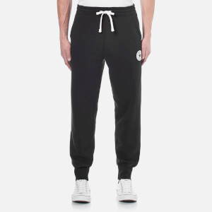 Converse Men's Rib-Cuff Pants - Converse Black