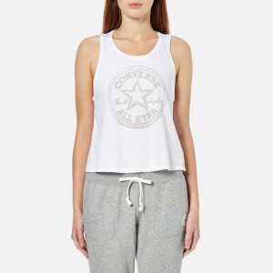 Converse Women's CP Swing Tank Top - Converse White