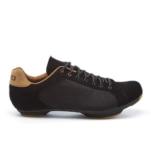 Giro Republic Road Cycling Shoes - Black Canvas/Gum