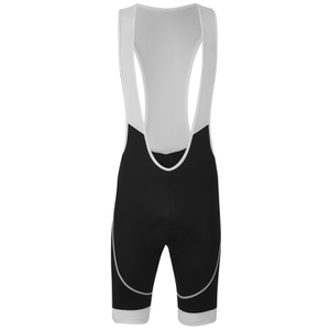 Primal Men's Onyx Evo Bib Shorts - Black/White