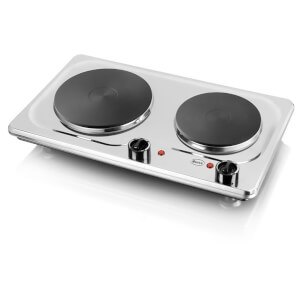 Swan SBR204 Double Boiling Ring - Metallic